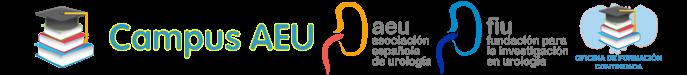 Logo of Campus Virtual de la Asociación Española de Urología